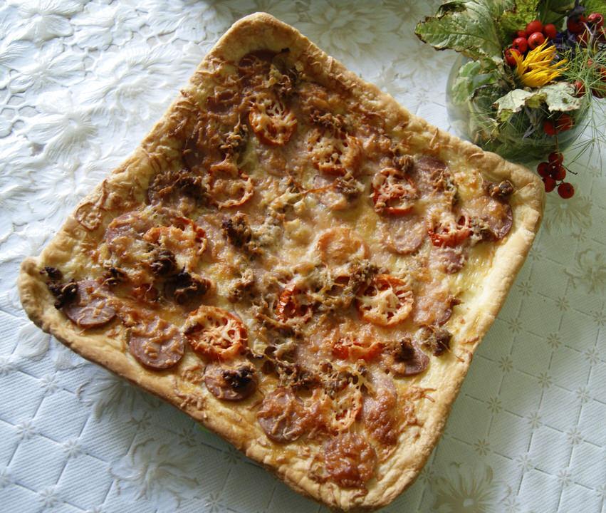 Тесто для пиццы. лучшиеы